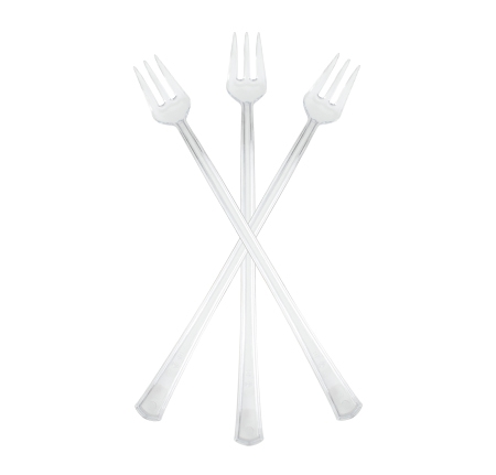"6"" Cocktail Forks"