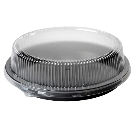 "10.25"" DOME LID, PETE"