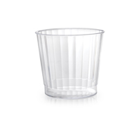9 oz. Crystal Tumblers - Rocks