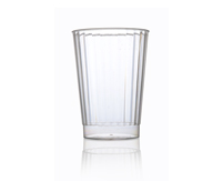 10 oz. Crystal Tumblers