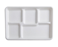 "12.7"" X 8.7"" - 5 SECTION TRAY"