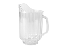 "8"" - 64 OZ. HALF GALLON PITCHER"