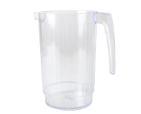 64 OZ. CUT CRYSTAL PITCHER