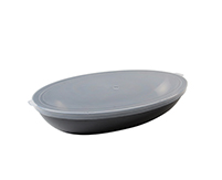LID FOR 32 OZ. ROUND LUAU BOWL