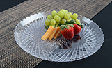Round Cater Trays