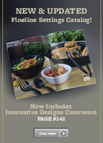 Browse Fineline Settings online catalog and see for yourself the difference in our upscale disposable dinnerware