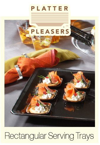 Rectangular Cater Trays