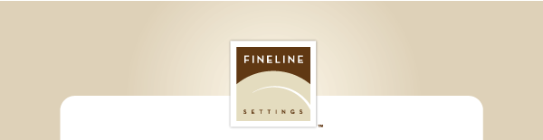 Fineline Settings is a Upscale Disposable plastic tableware company